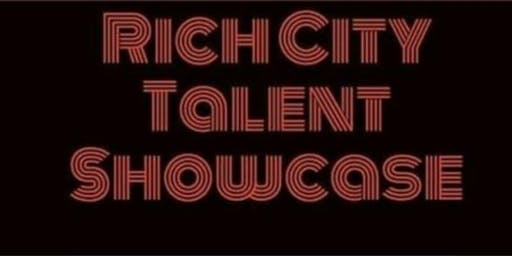 Rich City Talent ShowCase: Valentines Edition