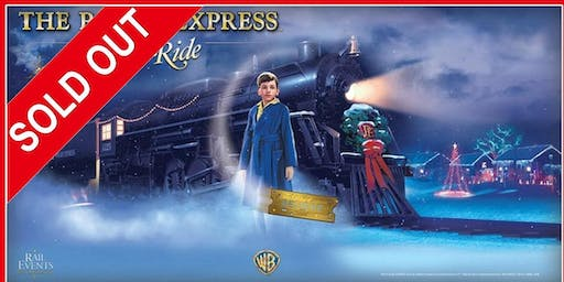 THE POLAR EXPRESS™ Train Ride - Baldwin City, Kansas - 11/30 / 4:15 PM