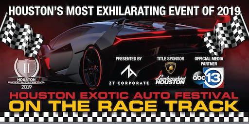 2019 5th Annual HOUSTON EXOTIC AUTO FESTIVAL