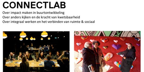 Alliantie Wijkzorg Zuidoost presenteert CONNECTLAB tickets