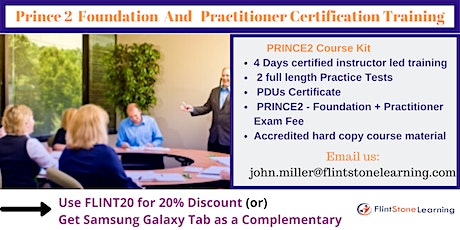 PRINCE2 Boot Camp & Exam Prep Course in London, England tickets