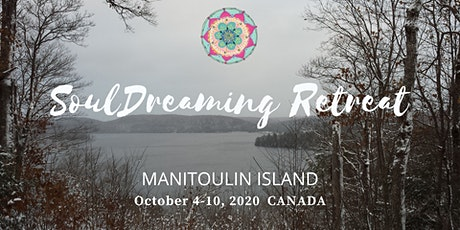 SoulDreaming Retreat - Manitoulin Island tickets