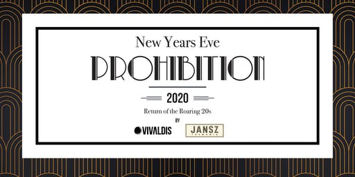PROHIBITION New Years Eve