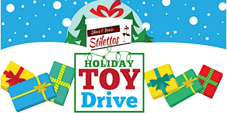 Stilettos Wine Bar's Annual Holiday Party & Toy Drive tickets