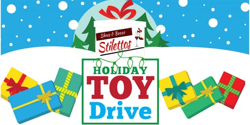 Stilettos Wine Bar's Annual Holiday Party & Toy Drive