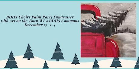 Choir Paint Party Fundraiser tickets