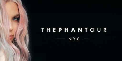 The Phan Tour 2020 - NYC