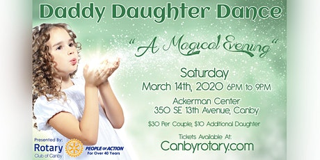 Daddy Daughter Dance tickets