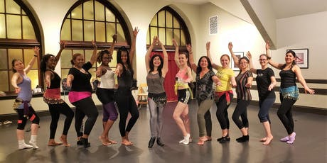 Belly Dance Classes (Beginners) tickets