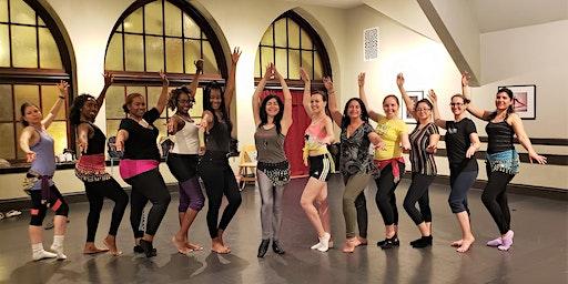 Belly Dance Classes (Beginners)