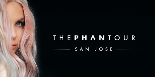The Phan Tour 2020 - SAN JOSE
