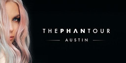 The Phan Tour 2020 - AUSTIN
