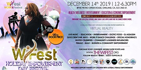 WI Fest-Oakland-WORK It Empowerment Day Festival tickets