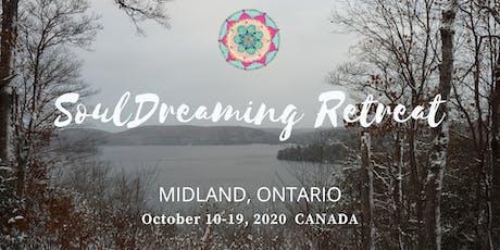 SoulDreaming Retreat - Midland, Ontario Canada tickets