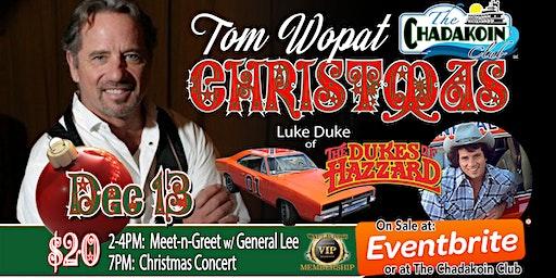 TOM WOPAT CHRISTMAS