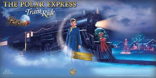 THE POLAR EXPRESS™ Train Ride - Baldwin City, Kansas - 12/15 / 4:15pm