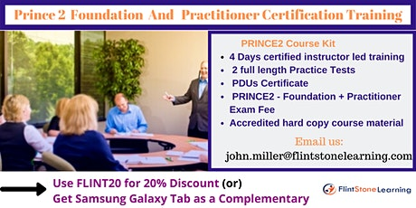 PRINCE2 - Training & Certification in Birmingham, England tickets