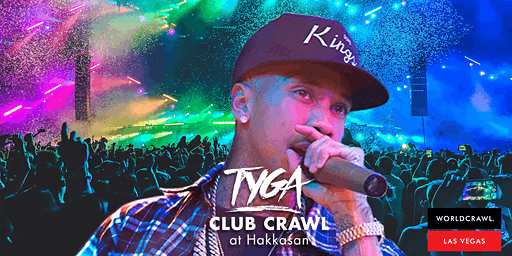 New Years Eve 2020 Club Crawl Ft. Tyga at Jewel