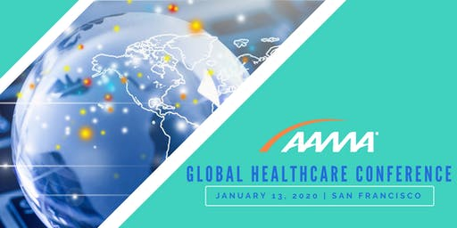 "AAMA Global Healthcare Conference ""AI: The Next Digital Frontier for Healthcare Innovation"""