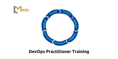 DevOps Practitioner 2 Days Virtual Live Training in London Ontario tickets
