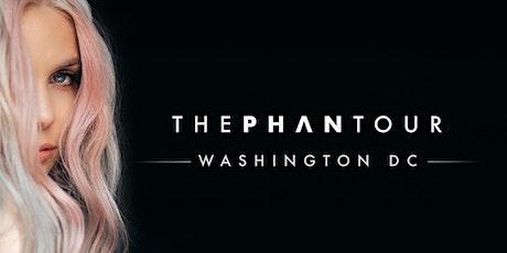 The Phan Tour - WASHINGTON DC tickets