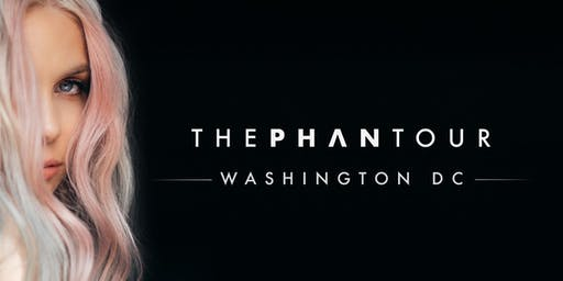 The Phan Tour 2020 - WASHINGTON DC