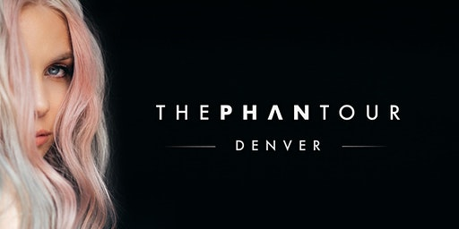 The Phan Tour 2020 - DENVER