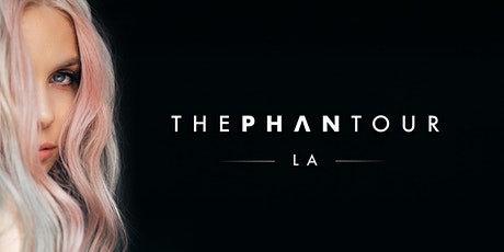 The Phan Tour - LOS ANGELES tickets