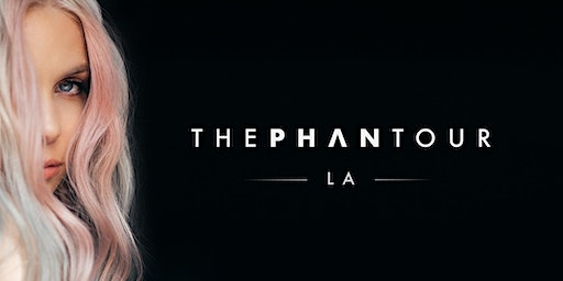The Phan Tour 2020 - LOS ANGELES
