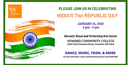 Celebrate India's 71st Republic Day