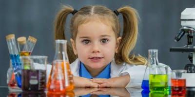 """Кружок """"Большая наука для маленьких ученых"""" (возраст 3-5 лет)"""