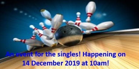 A Singles Event: Bowling Fun! tickets