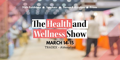 The Health and Wellness Show tickets