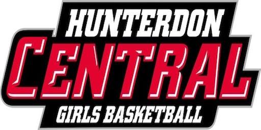 Hunterdon Central Girls Basketball - Youth Girls Basketball Clinic