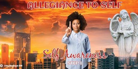 Allegiance to Self-Awakening to: Self Awareness – Queensland! tickets