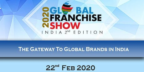 Global Franchise Show 2020 tickets