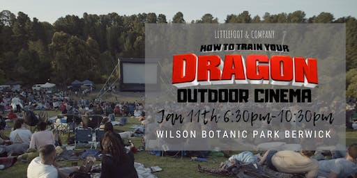 How To Train Your Dragon Outdoor Cinema