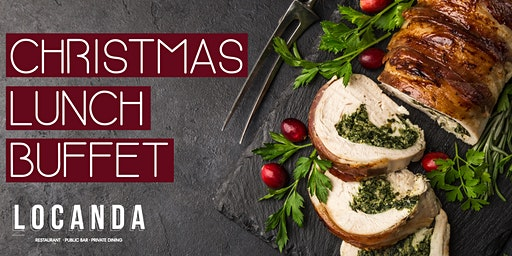 Christmas Lunch Buffet at Locanda Melbourne