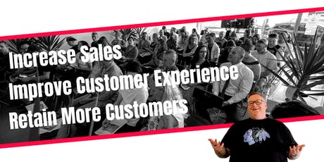 Increase Sales. Improve Customer Experience. Retain More Customers. tickets