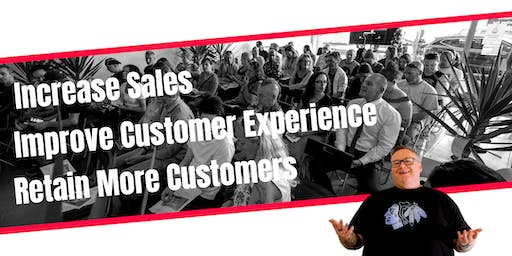 Increase Sales. Improve Customer Experience. Retain More Customers.
