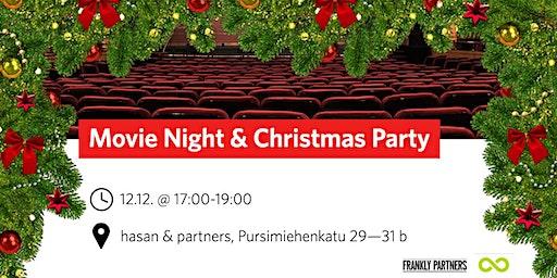 SDN Movie Night & Christmas Party