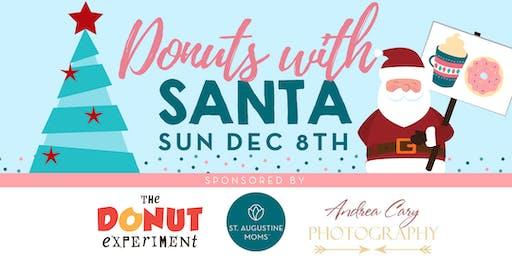 2019 Donuts with Santa