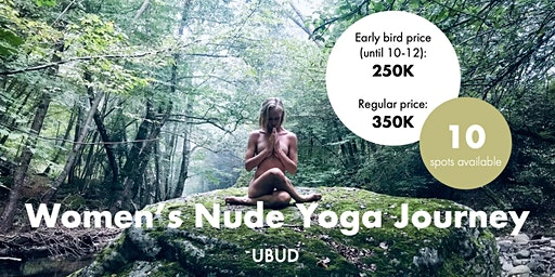 Women's Nude Yoga Journey - Love & Accept