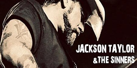 Jackson Taylor and The Sinners tickets