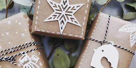 The art of Paper-Cut Christmas Decorations Workshop tickets