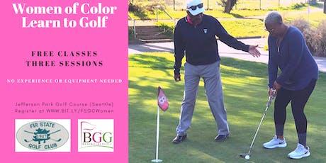 FSGC Women in Golf Instructional Initiative tickets