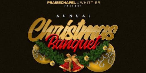 PCW Annual Christmas Banquet