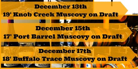 Muscovy Russian Imperial Stout Release 2019 tickets