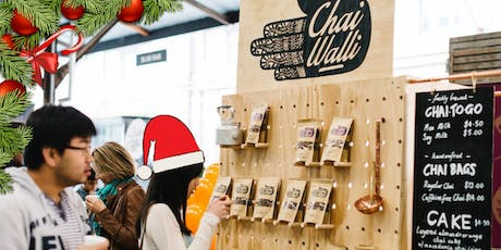 Christmas Market at the Chai Walli HQ tickets