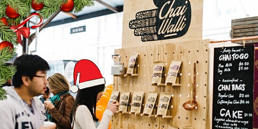 Christmas Market at the Chai Walli HQ